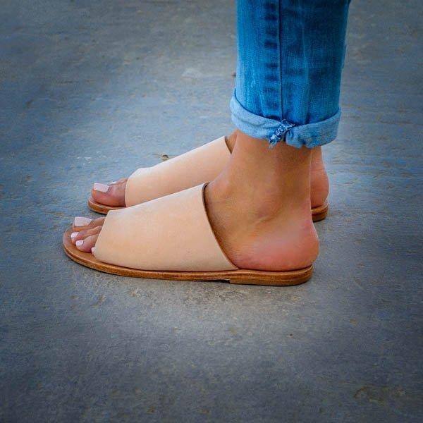 γυναικείο σανδάλι φλάτ