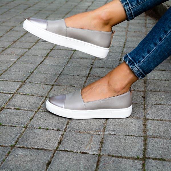 Δερμάτινο Γυναικείο loafer