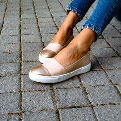 Γυναικείο Δερμάτινο loafer