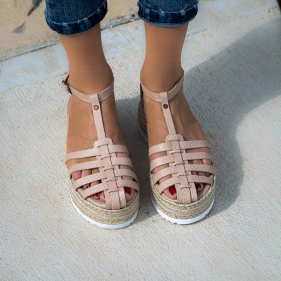 Pin On Nude Sandals